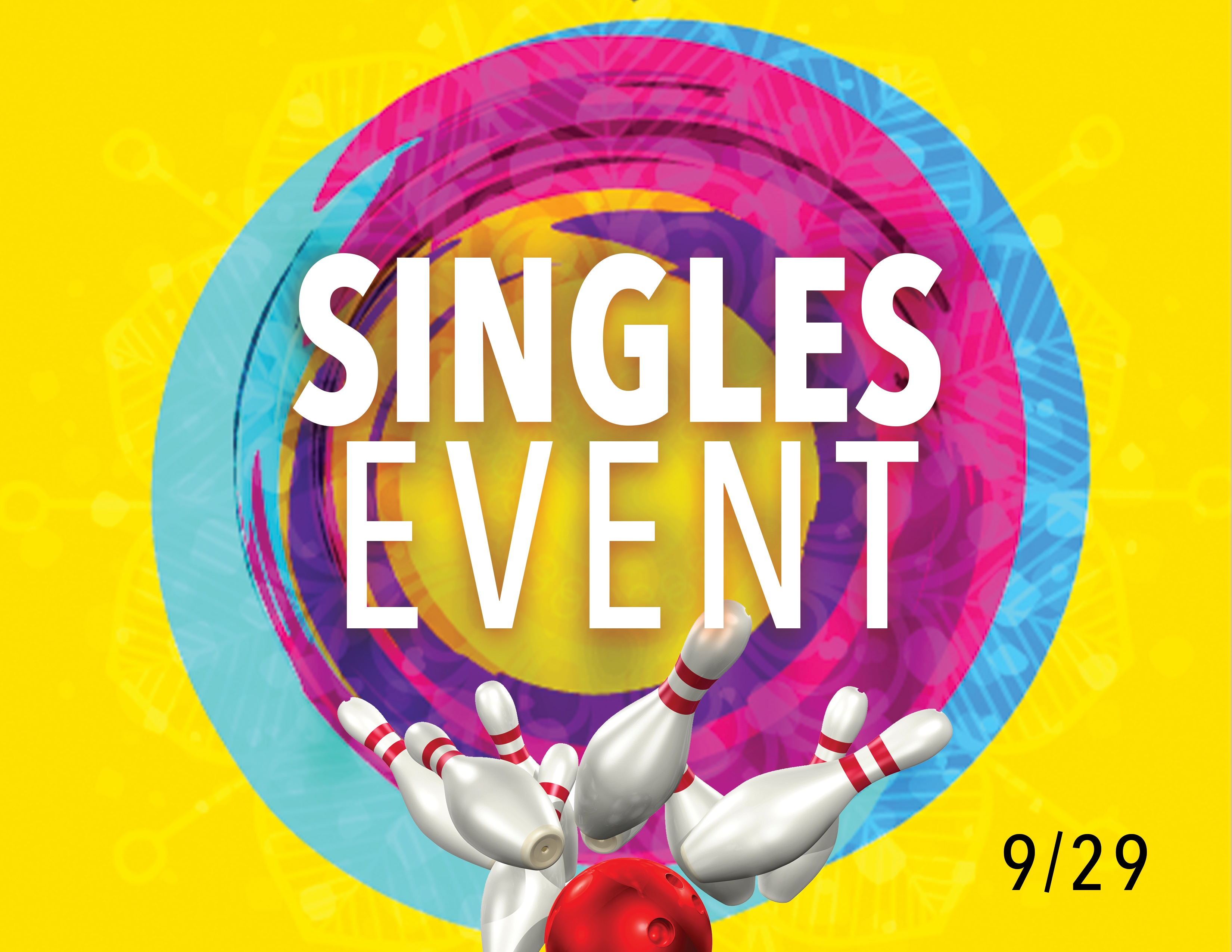 Singles Bowling Event