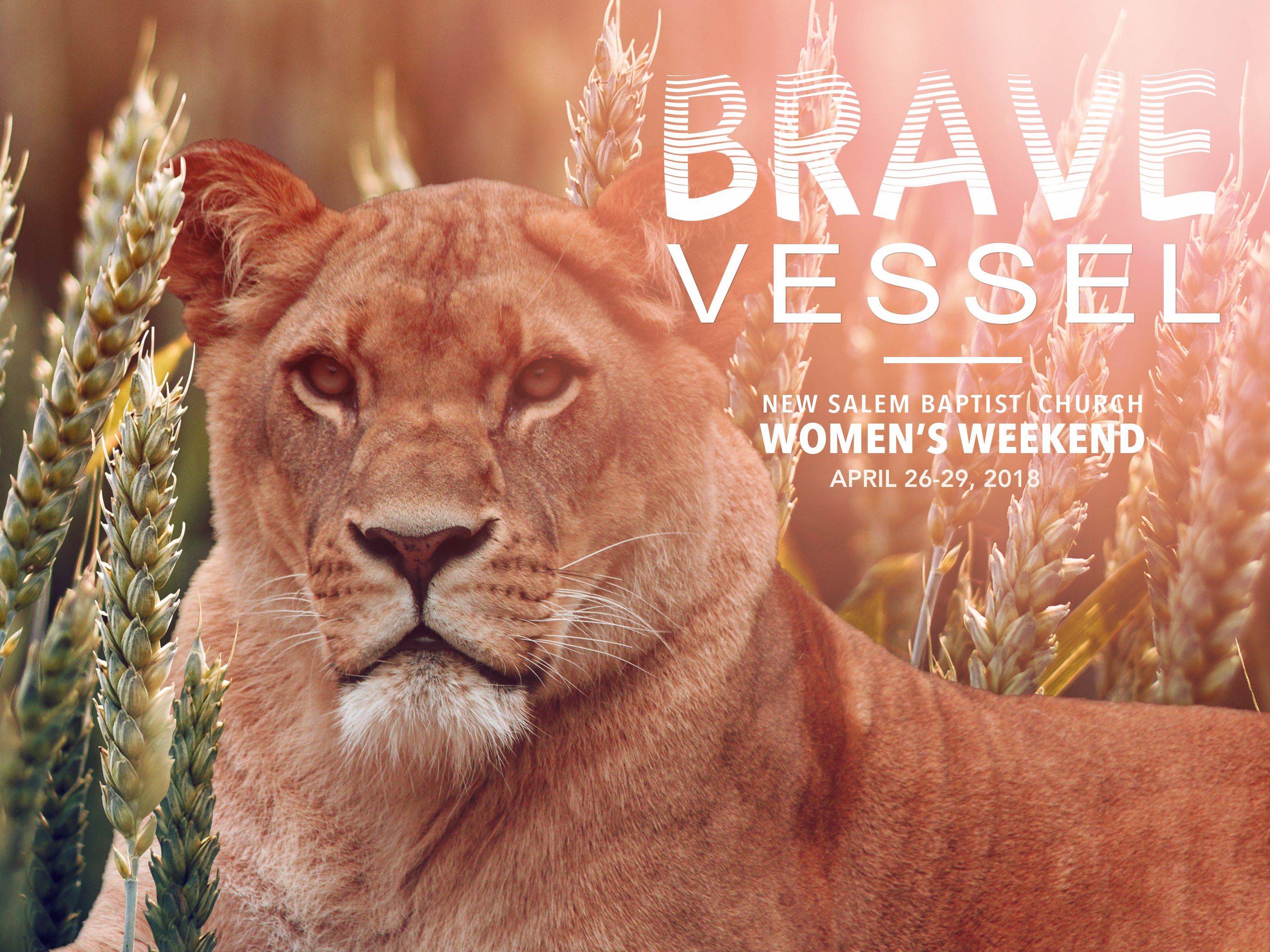 Women's Weekend 2018 - Brave Vessel