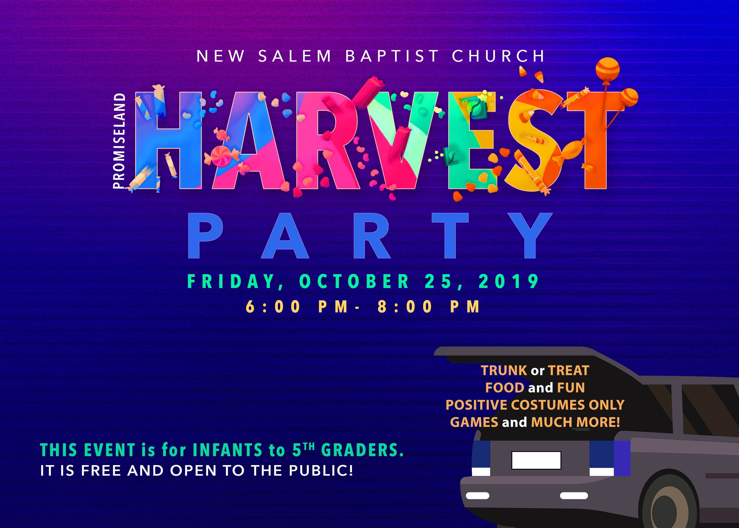 Promiseland Harvest Party New Salem