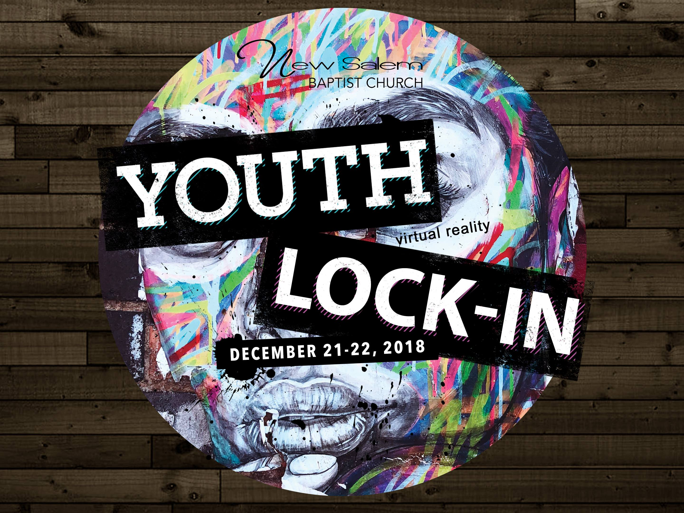 2018 Youth Lock-in