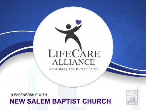 New Salem & LifeCare Alliance Partnership