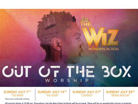 Out of the Box Worship