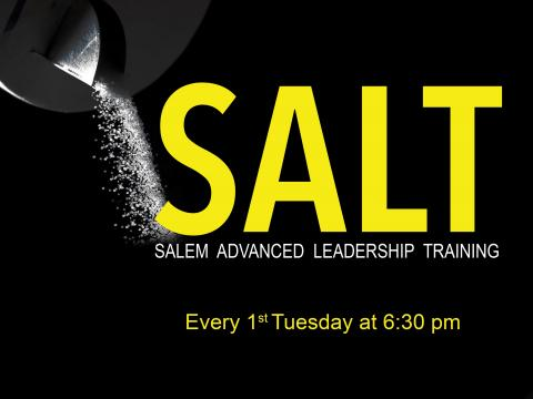 Salem Advanced Leadership Training