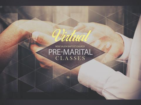 Virtual Pre-Marital Classes